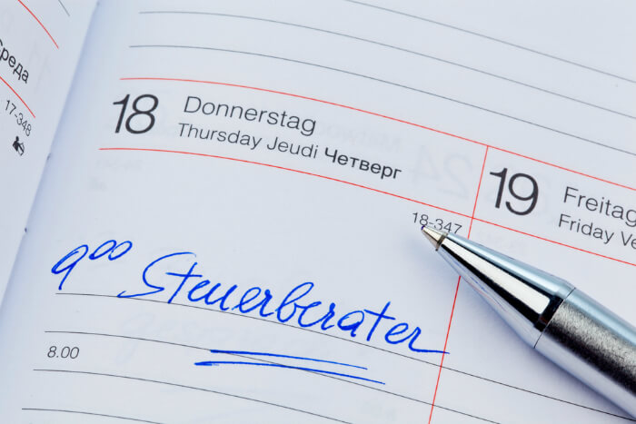 Dsgvo Auftragsverarbeitung Ist Ein Vertrag Mit Dem Steuerberater