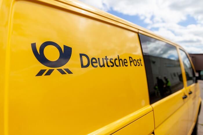 Warenpost National Deutsche Post Rückt Neues Produkt In Den Fokus