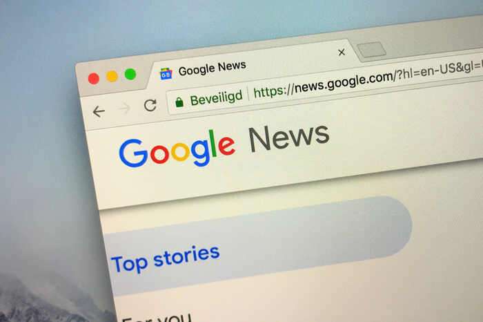 Google News Browser