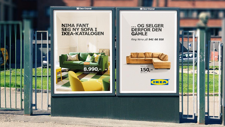 Ikea Experimentiert Mit Online Plattform Für Gebrauchte Möbel