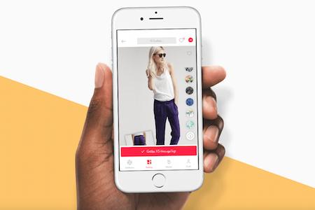 factory price 229d2 7771b Fleek: Zalando inspiriert mit neuer Shopping-App