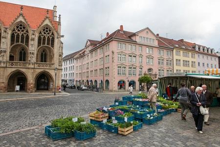 Braunschweiger Marktplatz