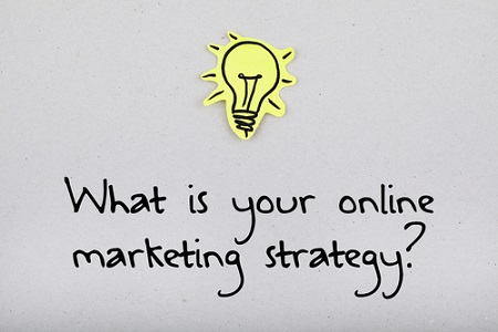 What is your online marketing strategy?
