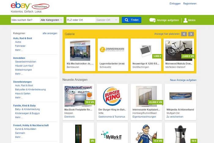 Paypal Karte Kaufen.Ebay Kleinanzeigen Betrüger Bestehen Auf Paypal