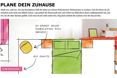 Hejde Ikea Berät Kunden Mit Begehbarem Wohnzimmer