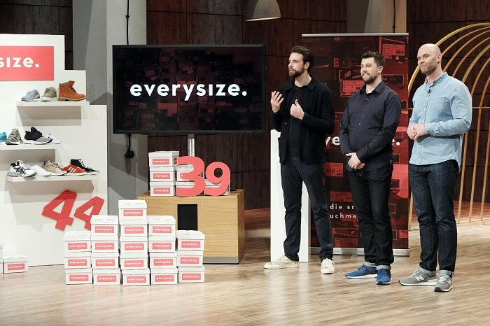 Everysize bei DHDL