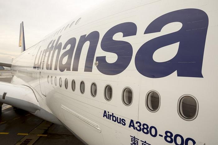 Online-Wocheneinkauf im Flugzeug: Rewe & Lufthansa starten Pilotprojekt