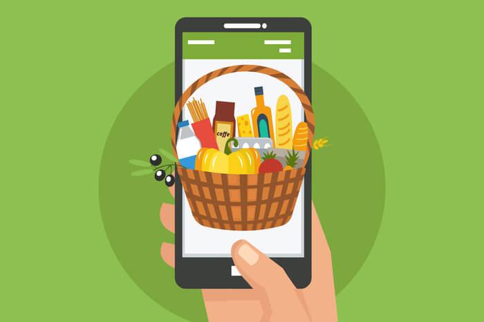 Real weitet Online-Lieferdienst für Lebensmittel auf zehn Städte aus