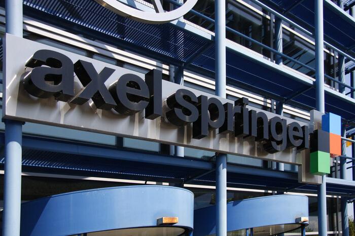 Axel Springer und Porsche gründen gemeinsames Unternehmen