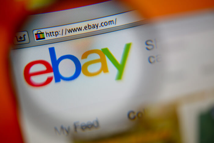 Ebay-Website