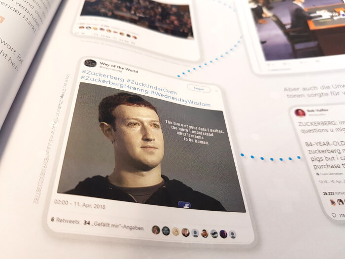 Onlinehändler Magazin Q3 2018: Mark Zuckerberg als Data