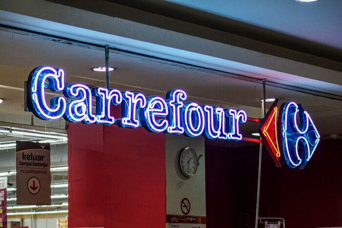 Supermarkt Carrefour