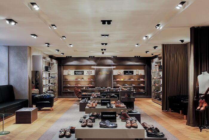 """wholesale dealer 58f6f 3b196 Görtz-Co-CEO über Konkurrenz im Schuhhandel: """"Es wird ein ..."""