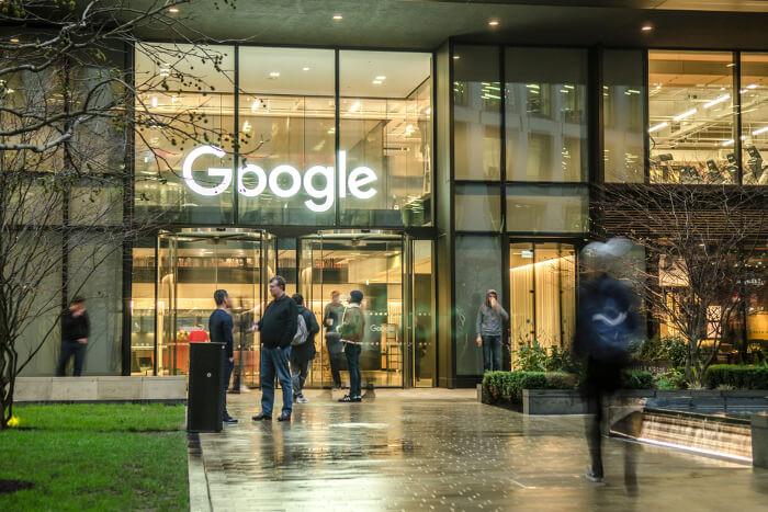 EU-Milliardenstrafe drückt Gewinn von Google-Mutter Alphabet