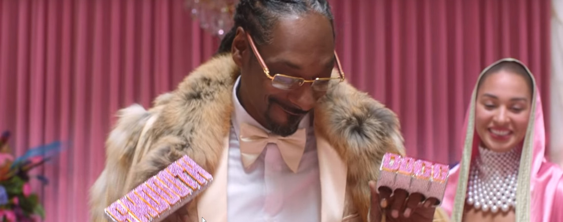 Snoop Dogg im Smooth-Werbevideo