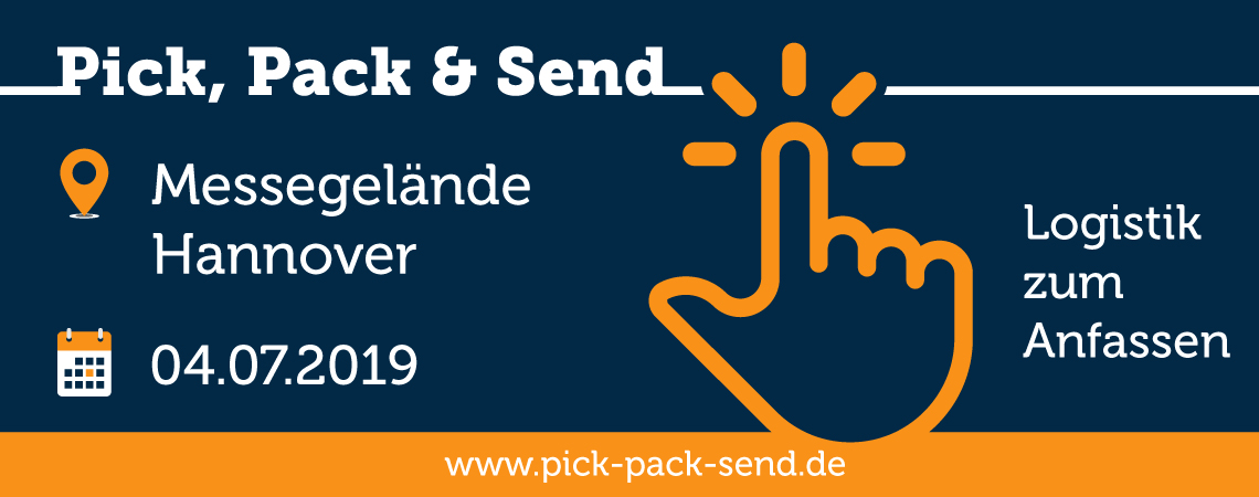 Pick, Pack & Send Banner