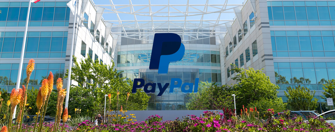 PayPal Zentrale in Silicon Valley