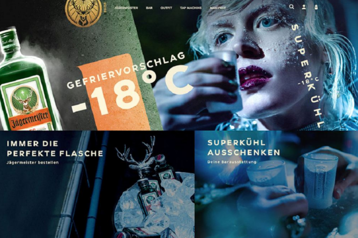 Jägermeister Website
