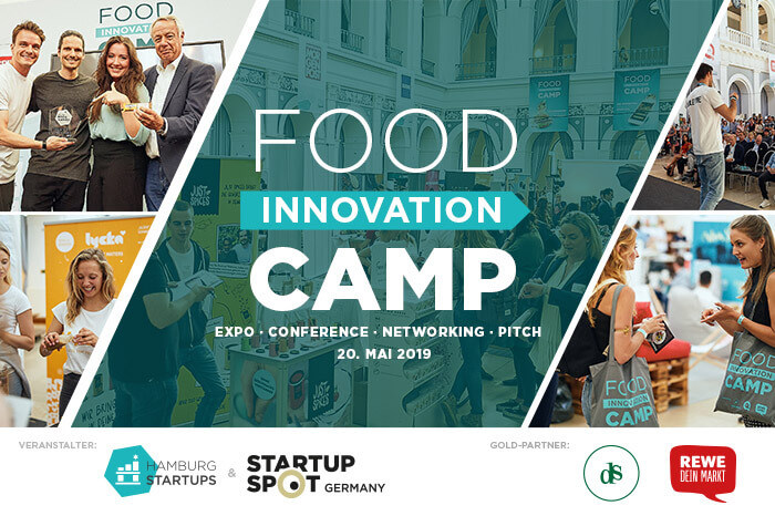 Banner Food Innovation Camp 2019