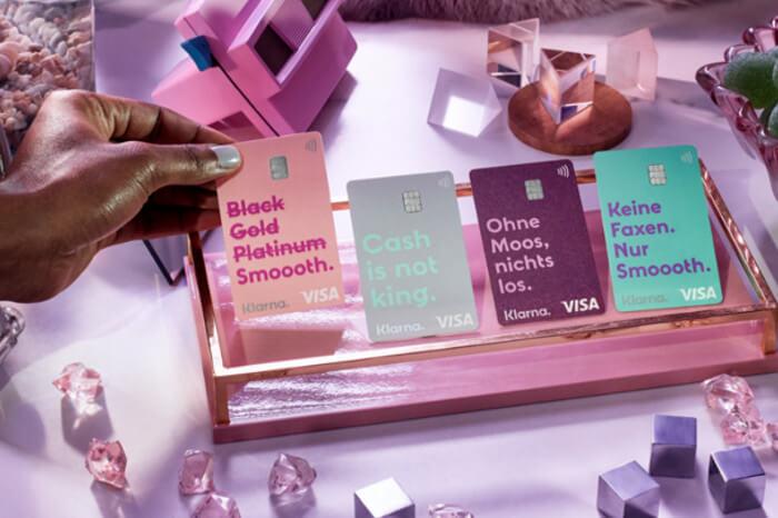 Klarna Kreditkarte