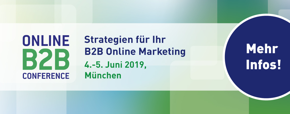 Online B2B Conference München