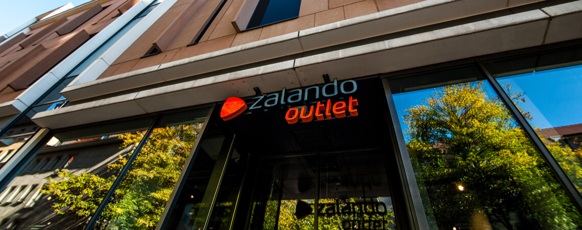 Zalando Outlet-Store in Leipzig