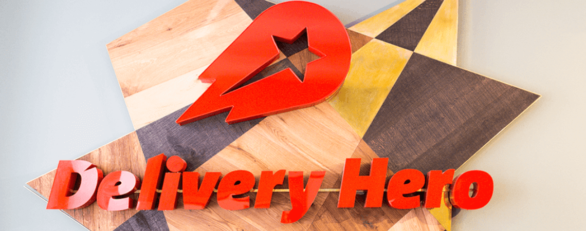 Logo Delivery Hero