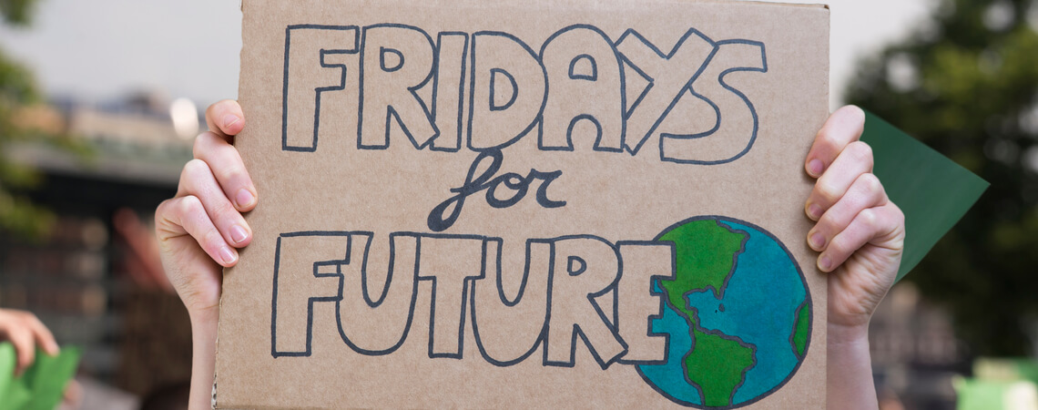 Fridays for Future Bild