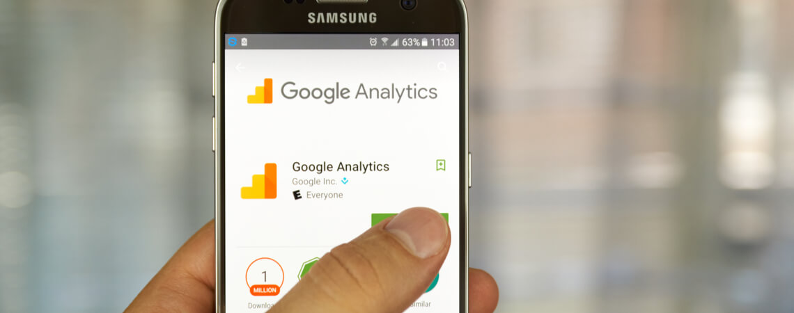 "App ""Google Analytics"