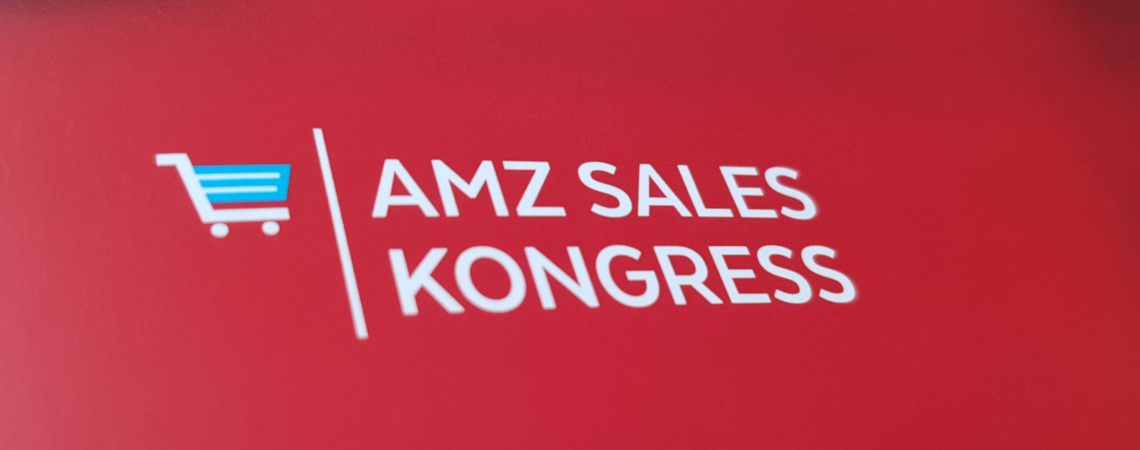 Logo des Amazon Sales Kongress