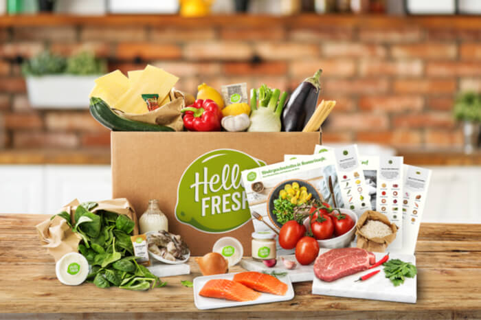HelloFresh-Kochbox