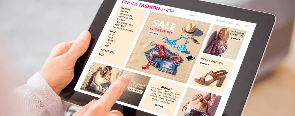 Die optimale Seitenstruktur für E Commerce Websites
