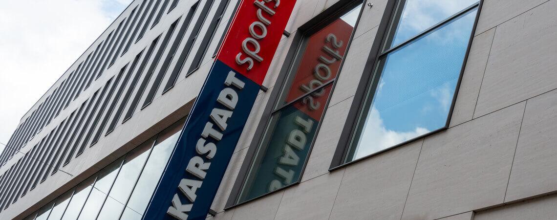 Karstadt Sports Schließung