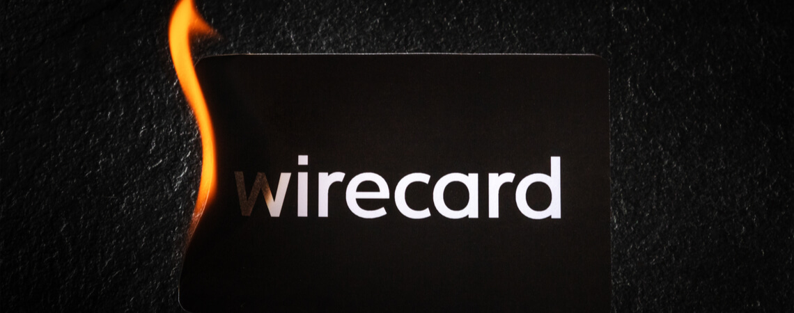 Wirecard Flammen