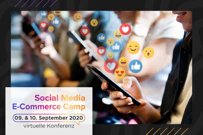 Social Media E-Commerce Camp 9. und 10.09.2020