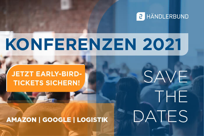 Save the Date: E-Commerce-Konferenzen für Händler 2021