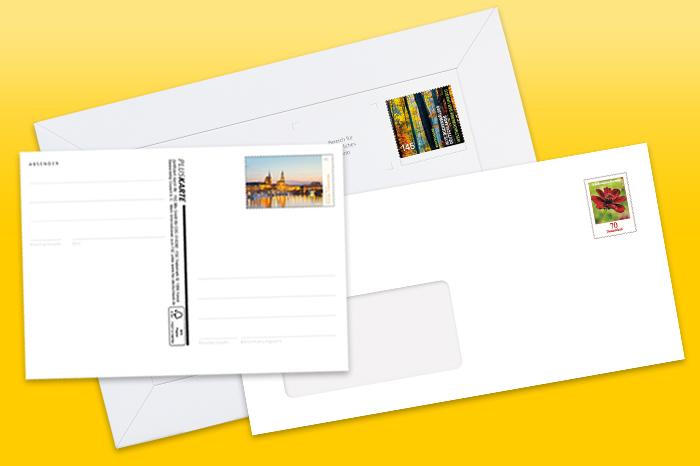 Briefe Mit Deutsche Post Antwort : Anzeige einfach und effizient sendungen bis g
