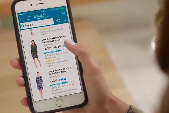 Amazon vereinfacht Kleiderkauf für US-Kunden