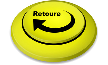 Retoure-Button