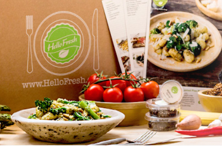 Screenshot HelloFresh