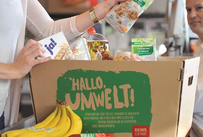 Rewe öffnet Online Shop für andere Händler