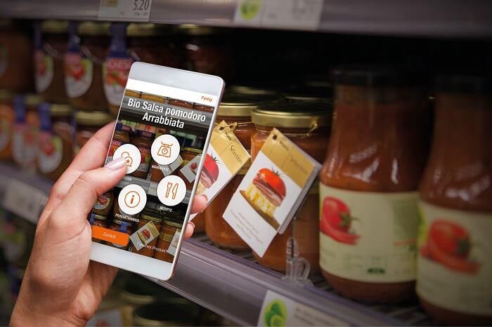 Migros per app produktbewertungen direkt im gesch ft abrufen for Internet 28717