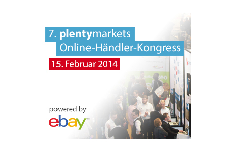 Plentymarkets Online-Händler-Kongress 2014