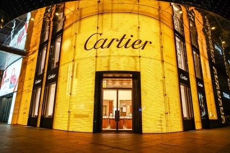 Cartier-Shop