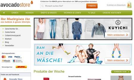 59231542f9 Avocadostore.de – Erfolg mit nachhaltigem Online-Handel