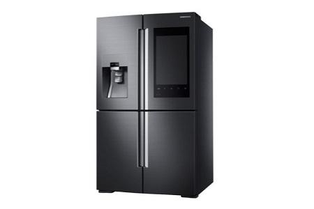 Siemens Kühlschrank Otto : Online lebensmittelkauf samsung stellt intelligenten kühlschrank vor