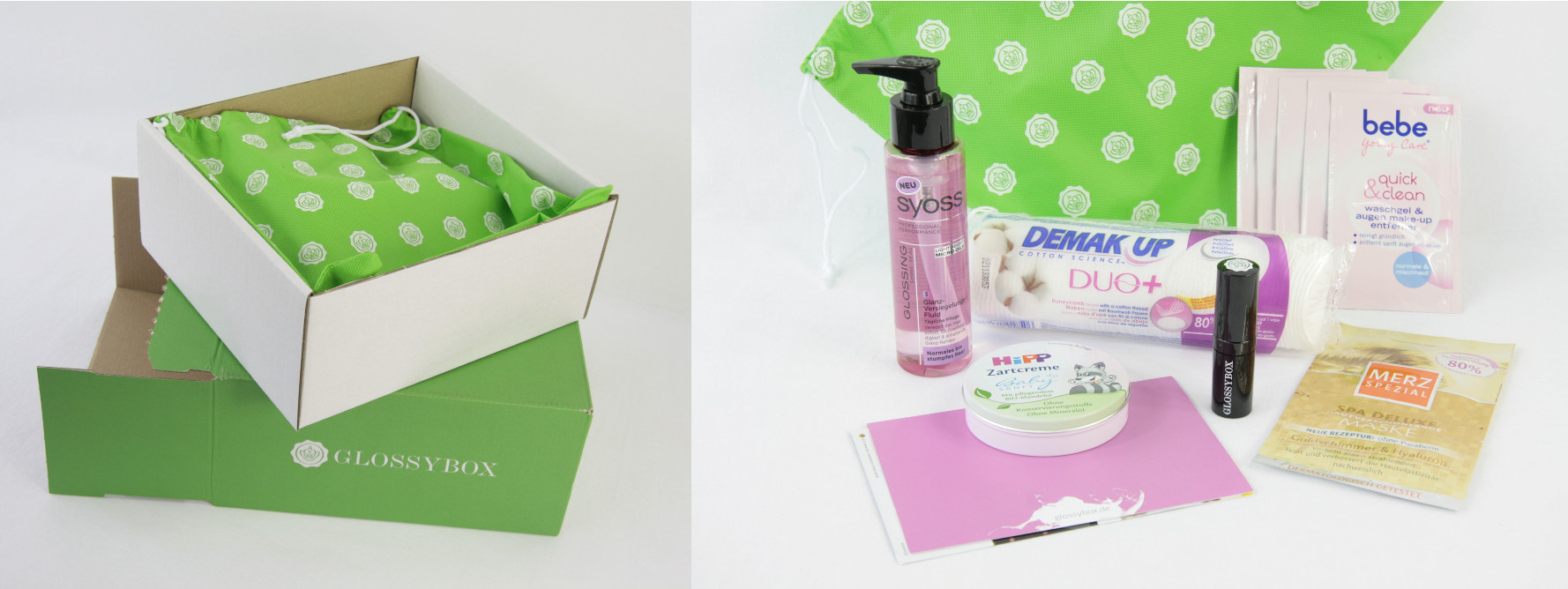 Die Glossy Young Box im Test