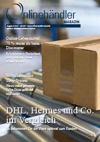 DHL, Hermes und Co. im Vergleich