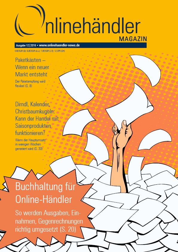 Buchhaltung für Online-Händler