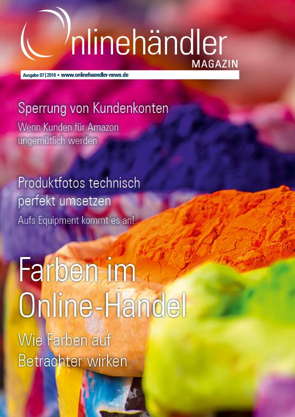 Farben im Online-Handel